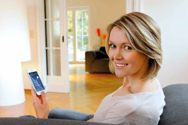 Мобильное приложение Hörmann BiSecur